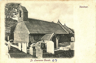 st lawrence old church